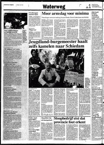 Rotterdamsch Nieuwsblad / Schiedamsche Courant / Rotterdams Dagblad / Waterweg / Algemeen Dagblad 1991-07-19