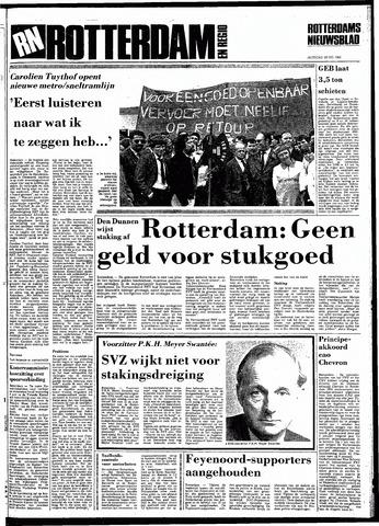Rotterdamsch Nieuwsblad / Schiedamsche Courant / Rotterdams Dagblad / Waterweg / Algemeen Dagblad 1983-05-28