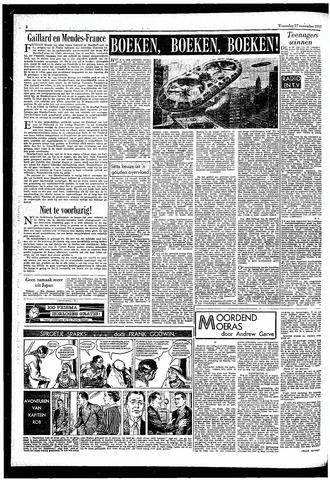 Rotterdamsch Parool / De Schiedammer 1957-11-27
