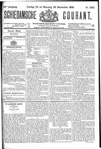 Schiedamsche Courant 1898-12-26