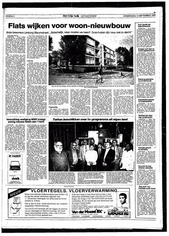 Het Vrije volk 1990-09-13