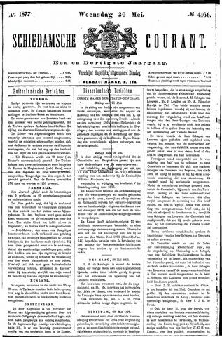 Schiedamsche Courant 1877-05-30