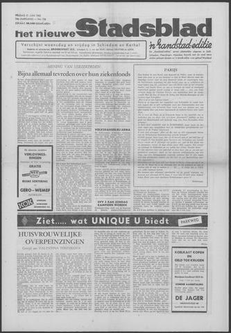 Het Nieuwe Stadsblad 1963-06-21