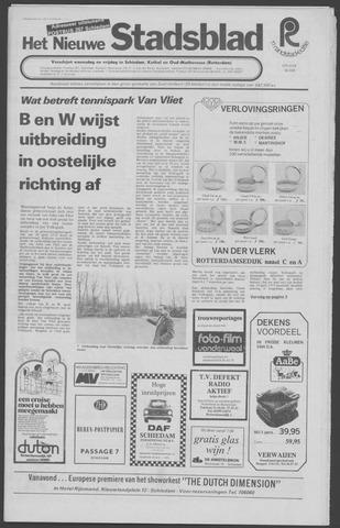 Het Nieuwe Stadsblad 1973-11-23