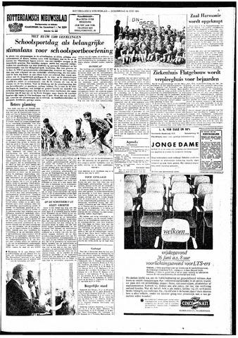 Rotterdamsch Nieuwsblad / Schiedamsche Courant / Rotterdams Dagblad / Waterweg / Algemeen Dagblad 1964-06-25