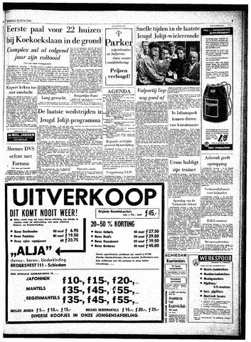 Rotterdamsch Parool / De Schiedammer 1962-07-10