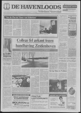 De Havenloods 1991-02-14