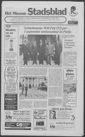 Het Nieuwe Stadsblad 1977-05-06