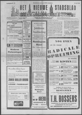 Het Nieuwe Stadsblad 1952-07-25