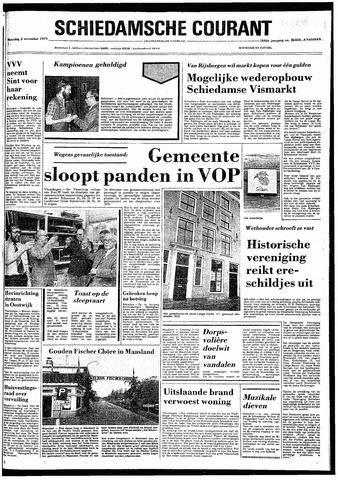Rotterdamsch Nieuwsblad / Schiedamsche Courant / Rotterdams Dagblad / Waterweg / Algemeen Dagblad 1979-11-05