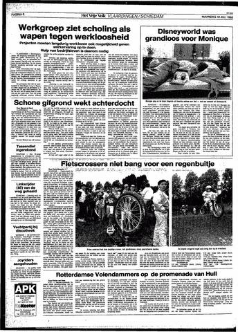 Het Vrije volk 1988-07-18
