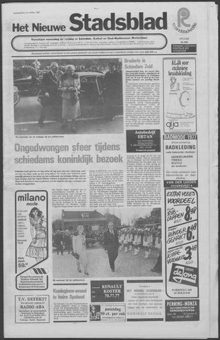 Het Nieuwe Stadsblad 1977-04-27