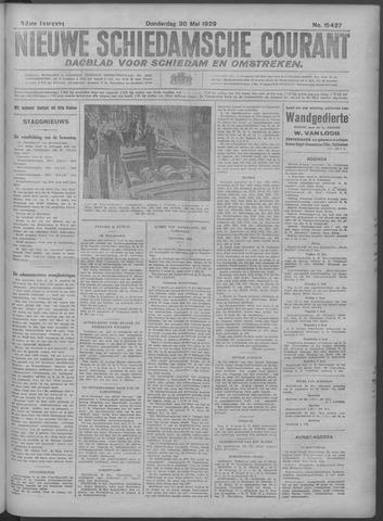 Nieuwe Schiedamsche Courant 1929-05-30