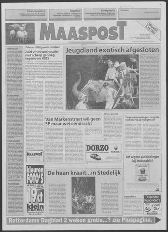 Maaspost / Maasstad / Maasstad Pers 1996-07-31