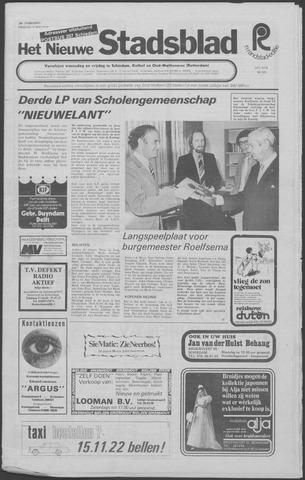 Het Nieuwe Stadsblad 1974-05-31