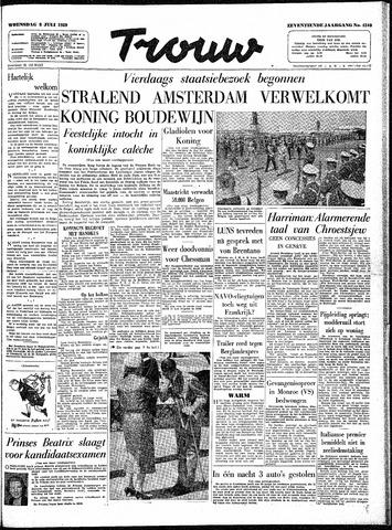 Trouw / De Rotterdammer 1959-07-08