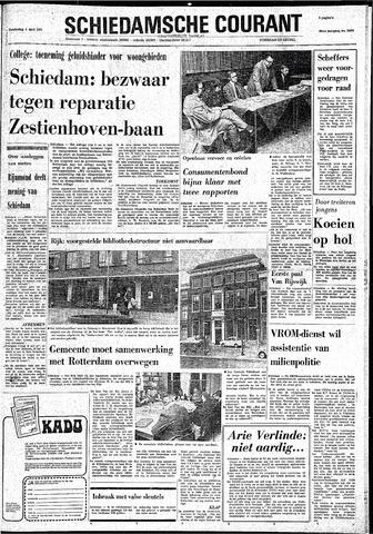 Rotterdamsch Nieuwsblad / Schiedamsche Courant / Rotterdams Dagblad / Waterweg / Algemeen Dagblad 1974-04-04