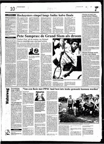 Rotterdamsch Nieuwsblad / Schiedamsche Courant / Rotterdams Dagblad / Waterweg / Algemeen Dagblad 1998-05-26