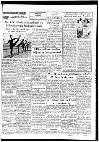 Rotterdamsch Nieuwsblad / Schiedamsche Courant / Rotterdams Dagblad / Waterweg / Algemeen Dagblad 1965-04-06