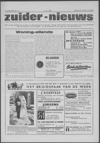 Zuider Nieuws 1966-07-14