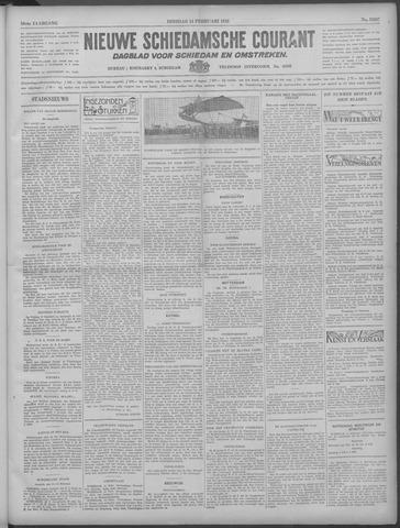 Nieuwe Schiedamsche Courant 1933-02-14