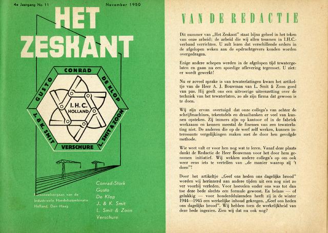 Het Zeskant 1950-11-01