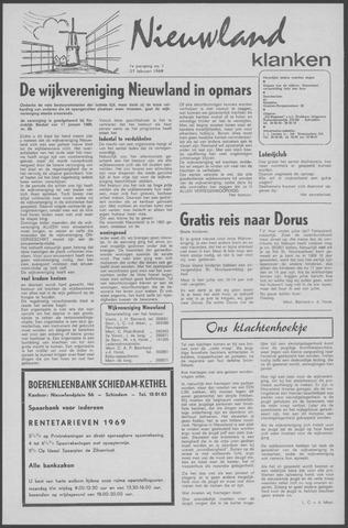 Nieuwland Klanken 1969
