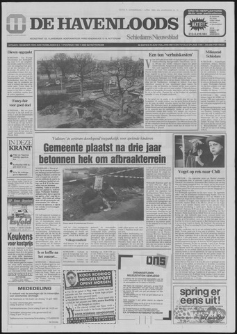 De Havenloods 1993-04-01