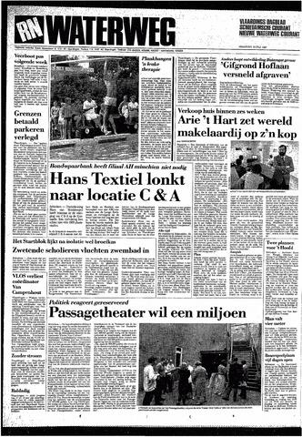 Rotterdamsch Nieuwsblad / Schiedamsche Courant / Rotterdams Dagblad / Waterweg / Algemeen Dagblad 1987-07-13