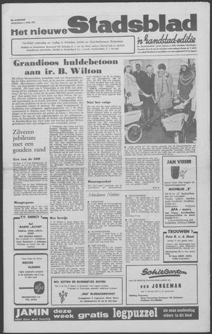 Het Nieuwe Stadsblad 1967-04-05