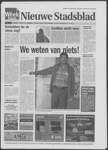 Het Nieuwe Stadsblad 2006-11-15