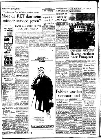 Rotterdamsch Parool / De Schiedammer 1964-10-21