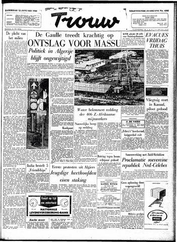 Trouw / De Rotterdammer 1960-01-23