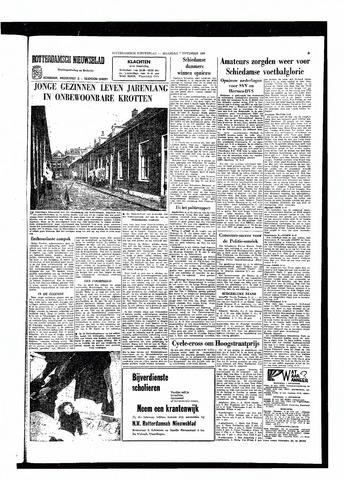 Rotterdamsch Nieuwsblad / Schiedamsche Courant / Rotterdams Dagblad / Waterweg / Algemeen Dagblad 1966-11-07
