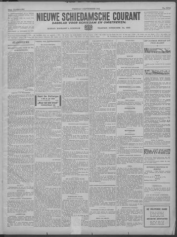 Nieuwe Schiedamsche Courant 1933-09-01
