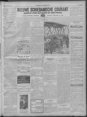 Nieuwe Schiedamsche Courant 1932-10-15
