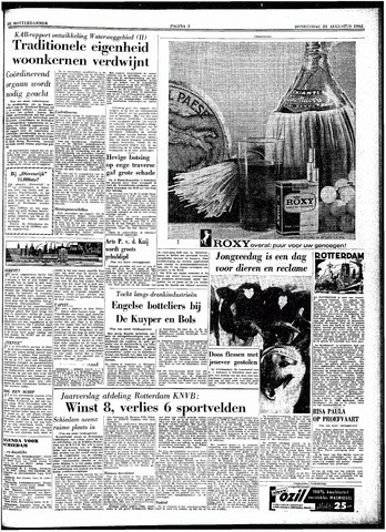 Trouw / De Rotterdammer 1962-08-23