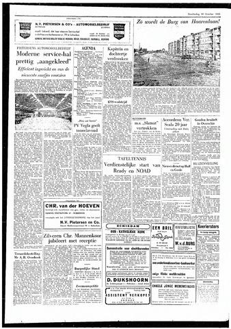 Rotterdamsch Parool / De Schiedammer 1955-10-20