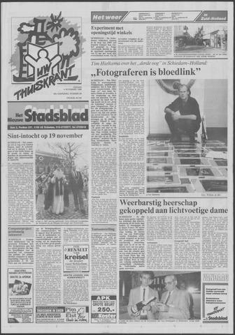 Het Nieuwe Stadsblad 1988-11-04