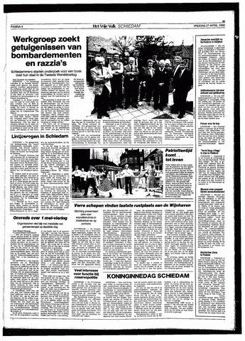 Het Vrije volk 1990-04-27