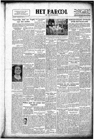 Rotterdamsch Parool / De Schiedammer 1947-01-14