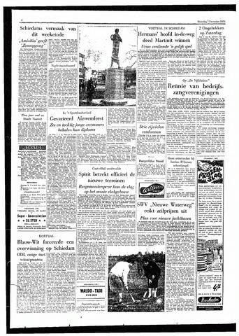 Rotterdamsch Parool / De Schiedammer 1955-11-07