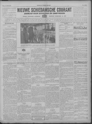 Nieuwe Schiedamsche Courant 1933-02-07
