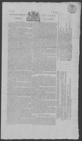 Rotterdamse Courant 1823-03-18
