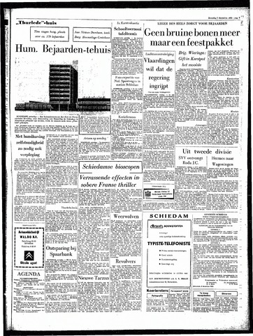 Rotterdamsch Parool / De Schiedammer 1963-12-07