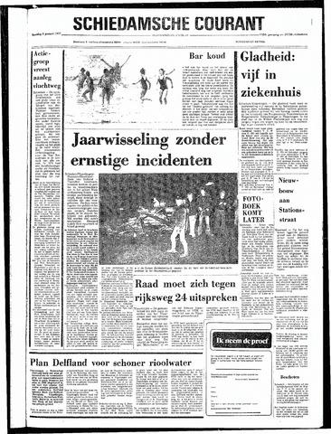 Rotterdamsch Nieuwsblad / Schiedamsche Courant / Rotterdams Dagblad / Waterweg / Algemeen Dagblad 1977