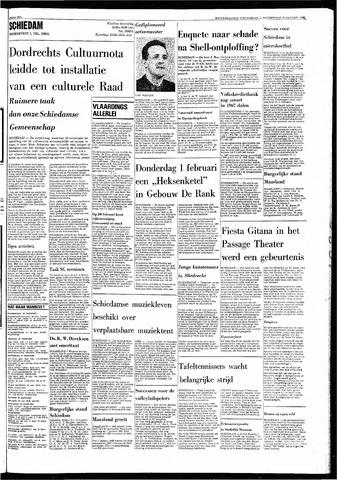 Rotterdamsch Nieuwsblad / Schiedamsche Courant / Rotterdams Dagblad / Waterweg / Algemeen Dagblad 1968-01-25
