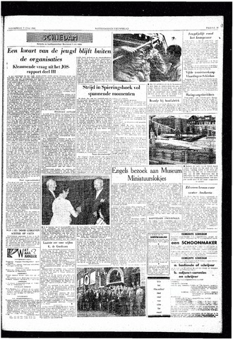 Rotterdamsch Nieuwsblad / Schiedamsche Courant / Rotterdams Dagblad / Waterweg / Algemeen Dagblad 1959-07-02