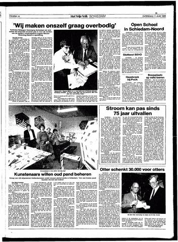 Het Vrije volk 1988-06-11