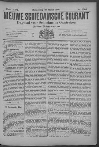 Nieuwe Schiedamsche Courant 1901-03-28